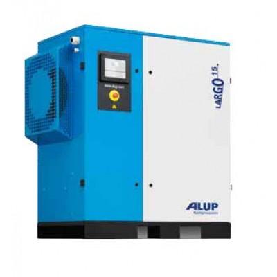 Compresor cu surub ALUP LARGO 15, 2.7mc/min, 13bar