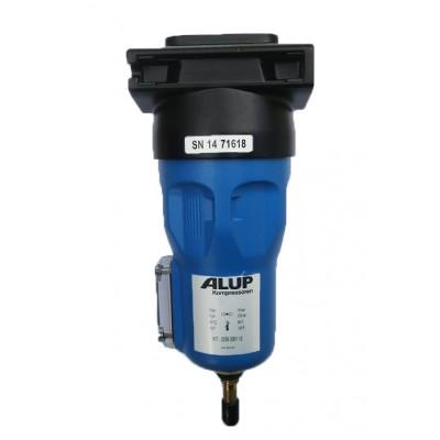 Filtru de carbon activ Alup V 180, 3000 l/min, 0,003 mg/mc