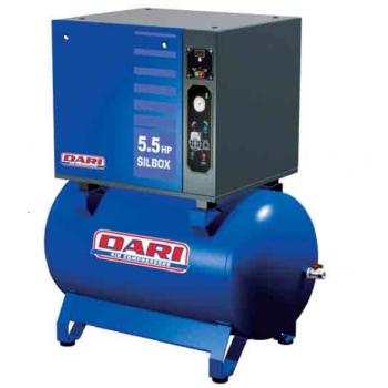 Compresor aer cu piston DARI SILBOX NB5-5.5T-500F