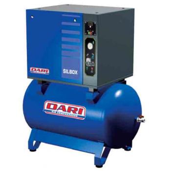 Compresor aer cu piston DARI SILBOX NB7-7.5T