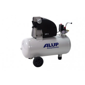 Compresor aer cu piston ALUP HLE 0208-W-50, monofazat, 222 l/min, 50 l