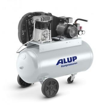 Compresor aer cu piston ALUP HLE 0209-W-90, monofazat, 234 l/min, 90l