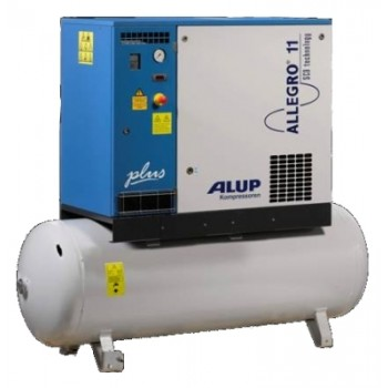 Compresor cu surub ALUP ALLEGRO 11 500, 1.7mc/min, 13bar