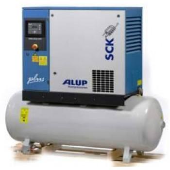 Compresor cu surub ALUP SCK 8 270 PLUS, 0.8mc/min, 13bar