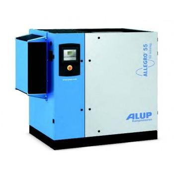 Compresor cu surub ALUP LARGO 55, 9.5mc/min, 13bar