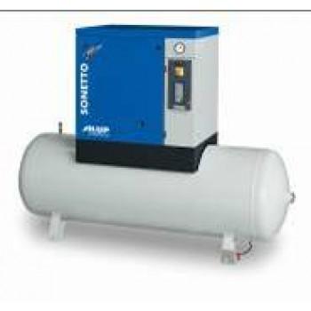 Compresor cu surub ALUP SONETTO 20 500, 1.75mc/min, 10bar
