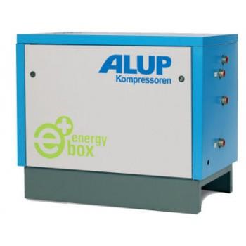 Recuperator energie pentru compresor cu surub ALUP ENERGY BOX 55