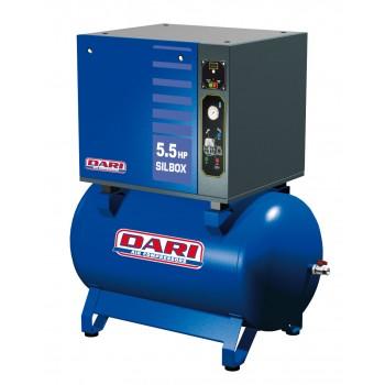Compresor aer cu piston DARI SILBOX NB5-5.5T-270F